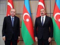 Erdoğan Azerbeycan'da