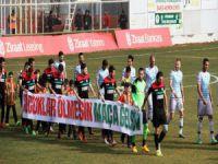 Amed'den 'Çocuklar ölmesin, maça gelsin' açıklaması