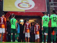 Galatasaray turu geçti