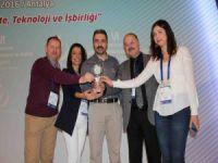 BEBKA destekli projelere ödül