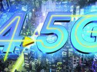 4.5G internet dönemi başladı