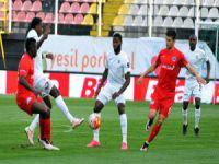 Akhisar Belediyespor: 0 - Kasımpaşa: 1