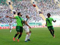 Bursaspor 0- Akhisar Belediyespor 2
