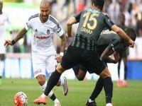 Akhisar Belediye - Beşiktaş gol düellosunda kazanan çıkmadı