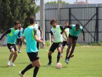 Akhisar Belediyespor, Sivasspor hazırlıklarını tamamladı
