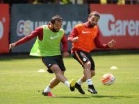 Galatasaray'da Akhisar hazırlıkları başladı