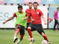 Galatasaray, hazırlıklarını sürdürdü