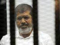 Mursi'nin cezası belli oldu