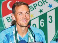 Bursaspor'dan Sutter açıklaması