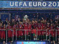 EURO2016 'nın en büyüğü Portekiz