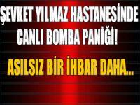 Bursa'da canlı bomba paniği!