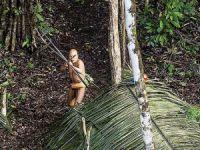 Amazon'da yeni kabile bulundu