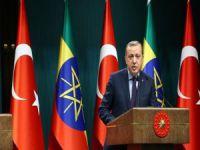 Erdoğan'dan flaş referandum açıklaması