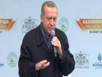 Erdoğan: Faşistsiniz, faşist!