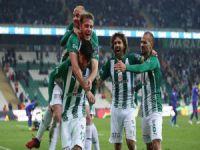 Bursaspor'da zam sevinci