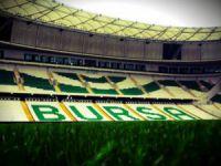 Bursaspor Timsah Arena'da çoşuyor