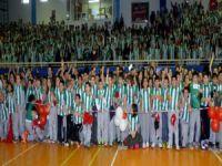 Bursaspor 23 Nisan'ı kutladı