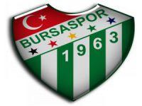 Bursaspor'a şok!