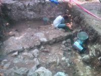 Gölyazı'daki kutsal alan kazıları sonlandı