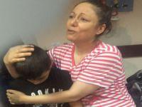 Kaçırılan çocuk kurtarıldı