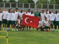 Bursaspor, hazırlıklarına başladı
