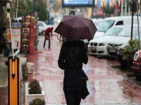 Bursa için sağanak yağış uyarısı!
