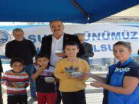 Mudanya Belediyesi'nden 22 Bin Kişiye Aşure