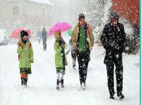 İlk kar tatili haberi geldi!