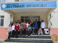 Mudanya'da Can Dostlar İçin Örnek İşbirliği