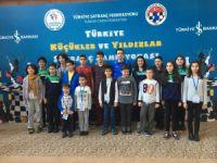 Genç satranççılar milli takımda