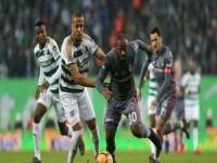 Bursaspor'a Beşiktaş maçından ağır fatura!