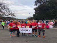 AKUT Sporcuları Roma Ultra Maratonu'nda