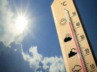 Bursa'da sıcaklıklar artıyor