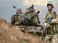 48 rejim askeri vuruldu!