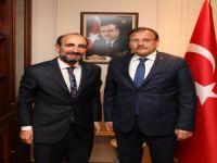 Başkan Edebali'den Ankara çıkarması!