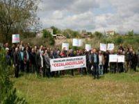 Bursa'da kirliliğe tepki!