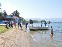 İznik gölü tehdit altında!