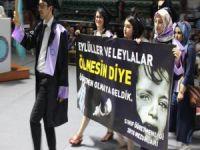 Bir pankart haberi de Bursa'dan