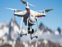 Hırsızlar Drone'dan kaçamadı