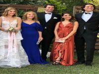 Tarık Akan'ın kızı evlendi!