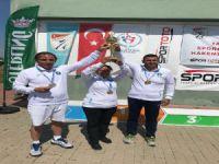 Bursa Belediyespor  şampiyon oldu