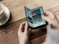 Katlanabilir Samsung Galaxy X piyasaya çıkıyor!