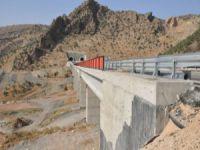 Şırnak- Cizre yolu Haziran'da açılıyor