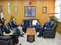 Bursa'da hayırseverden bağış