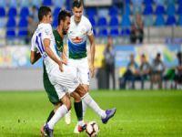 Bursaspor'u zorlu maçlar bekliyor