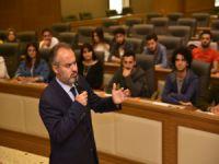 Başkan Aktaş'tan girişimci gençlere yol haritası