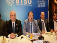 BTSO'dan dış ticaret konseyi