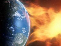 Güneş fırtınası Dünya'yı vuracak