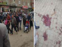 3 kardeşe sokak ortasında silahlı saldırı