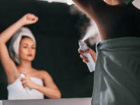 Deodorantlarda meme kanseri tehlikesi!